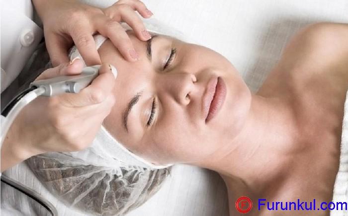 Удаление шрама после фурункула