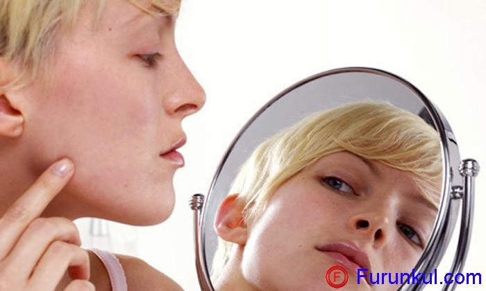 Как избежать появления шрама после фурункула