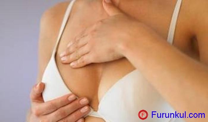 Фурункул на грудине у женщин причины