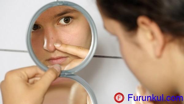 убрать шрам от фурункула на лице
