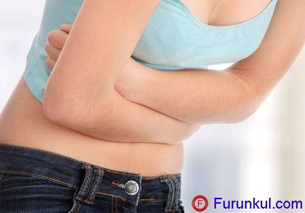 Профилактика фурункулов на животе