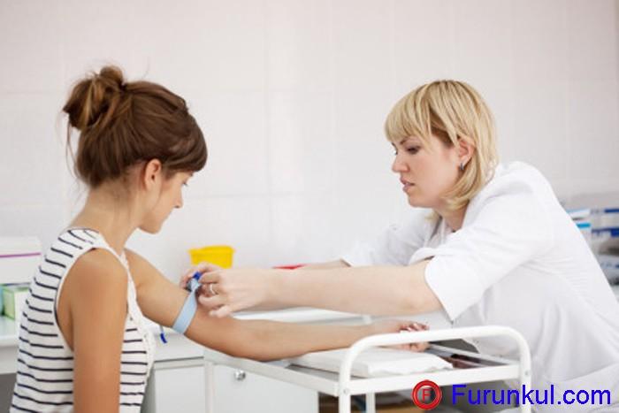 Переливание крови при фурункулах