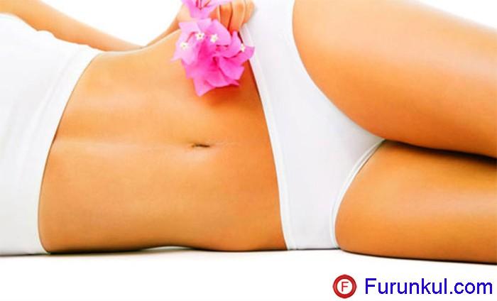 Лечение фурункула на половых губах