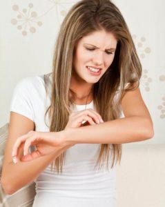 Причины и симптомы появления отрубевидного лишая