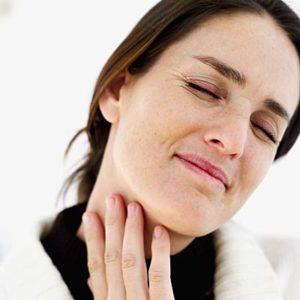 Причины увеличенных лимфоузлов на шее