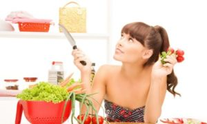 Подробная диета при псориазе