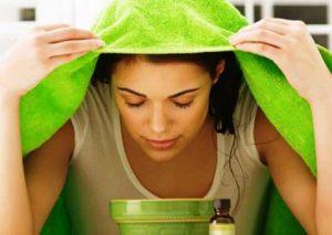 Как распарить кожу лица в домашних условиях