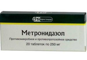 Правила применения таблеток Трихопол