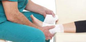 Симптомы и эффективное лечение трофических язв на ногах